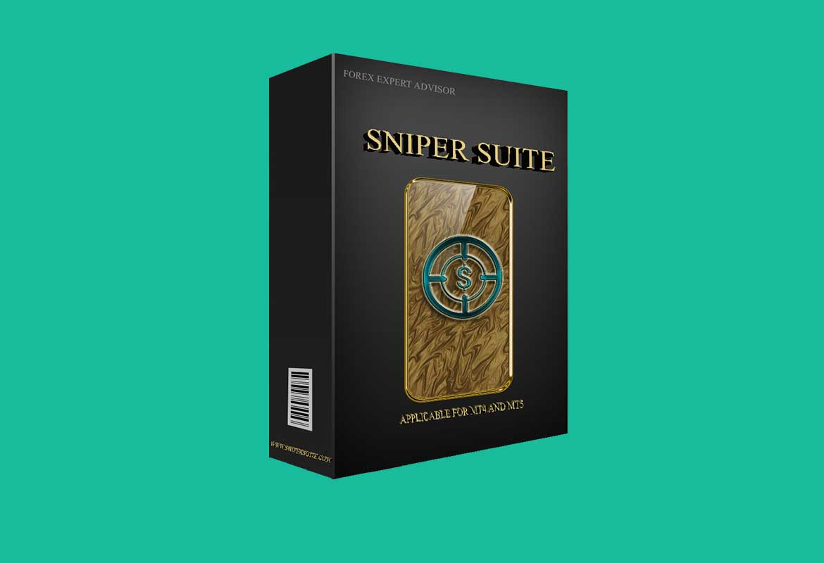Sniper Suite Expert Advisor is applicable for MT4 and MT5 Forex online trading platform