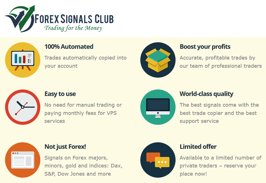 Best automated forex signals